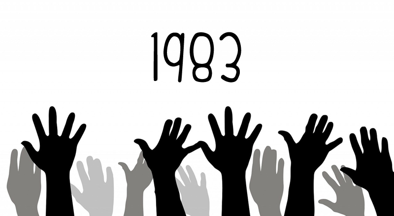 Arrinconados Resultados Elecciones 1983