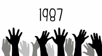 Arrinconados Resultados Elecciones 1987