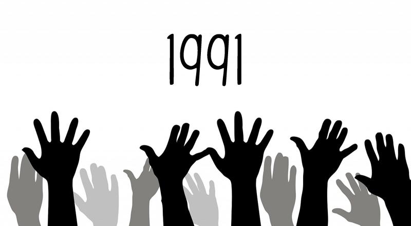 Arrinconados Resultados Elecciones 1991
