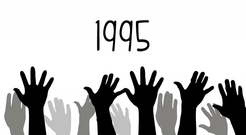 Arrinconados Resultados Elecciones 1995