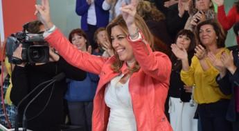 Arrinconados Susana Diaz PSOE Andalucia