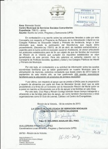 Arrinconados UPyD Ayudas
