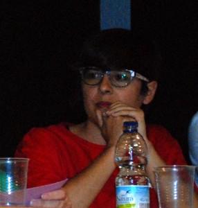 Arrinconados Alina Caravaca (IU)
