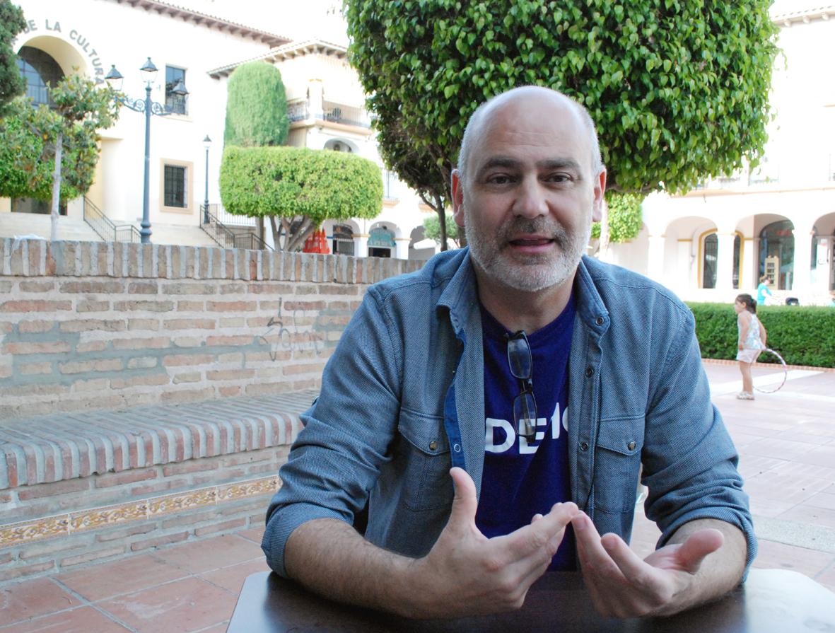 Arrinconados Antonio Moreno de Ahora Rincón