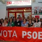 Arrinconados Pegada PSOE