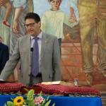 Antonio Sánchez (PSOE) promete el cargo.