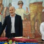 Antonio Moreno (Ahora Rincón) promete el cargo.