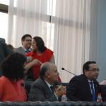Anaya, nueva alcaldesa, con 11 votos a favor de 21.