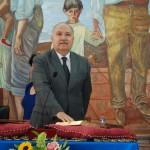 Antonio Fernández (PP) jura el cargo.