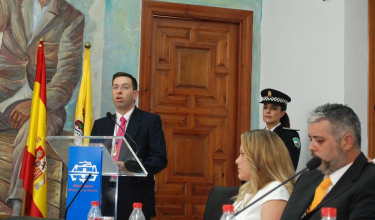 Intervención de Pérez (Ciudadanos).