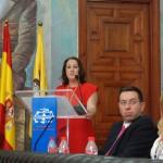 Discurso de investidura de la nueva alcaldesa, Encarnación Anaya (PSOE).