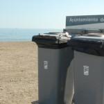 La playa canina de Rincón, depende de Málaga, y su concejala de Playas, Teresa Porras, asegura que la prohibición no aplica a esta playa.