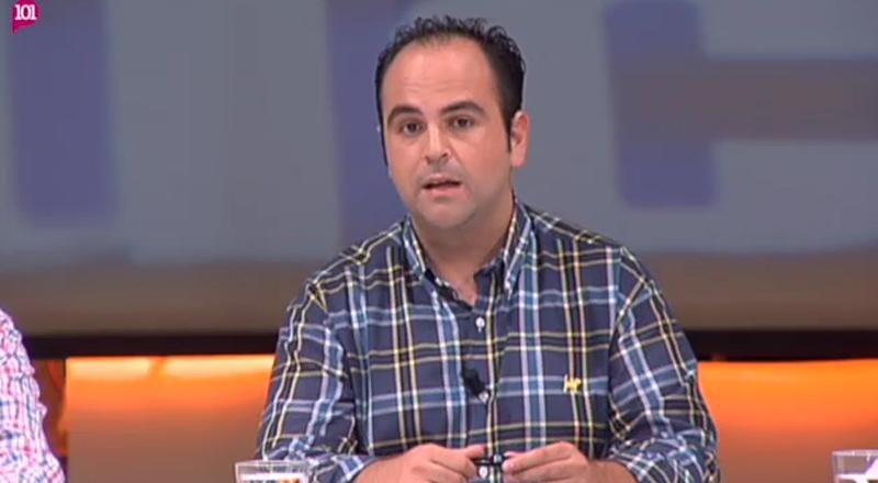 Arrinconados Borja Ortiz en 101TV