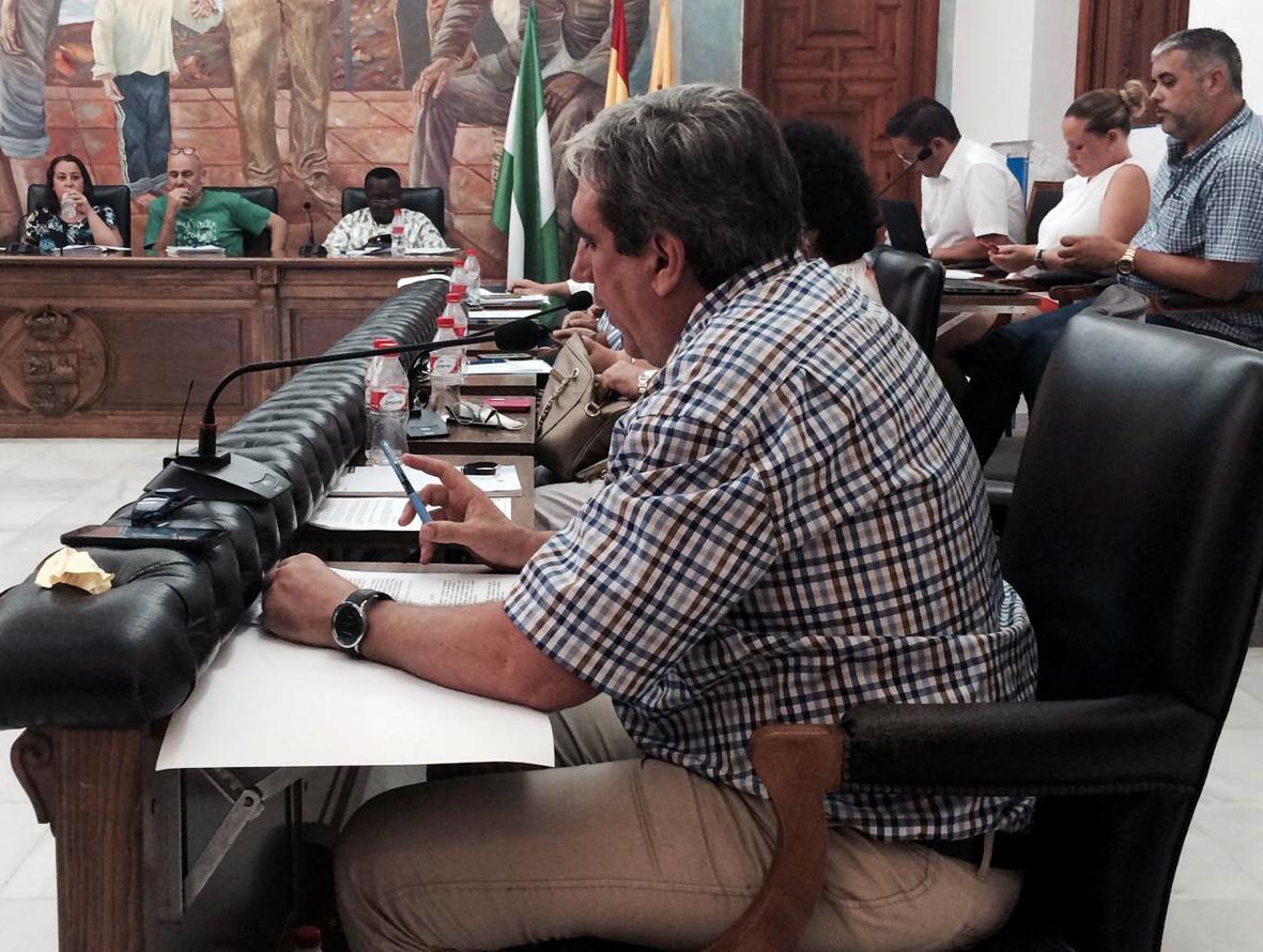 Arrinconados Sergio Diaz
