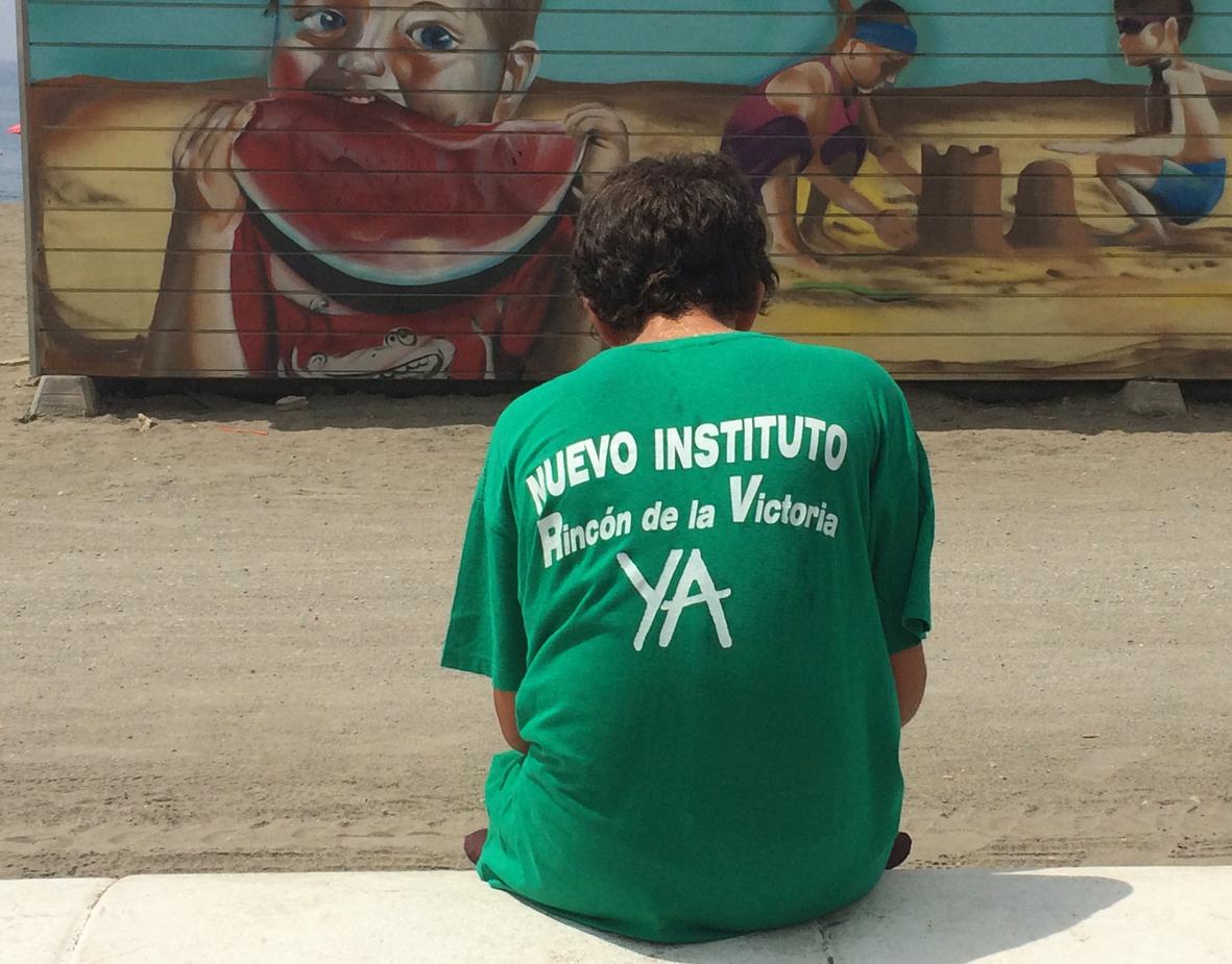 Arrinconados Cuarto Instituto YA