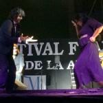 Arrinconados XXIV FESTIVAL FLAMENCO PUERTA DE LA AXARQUIA