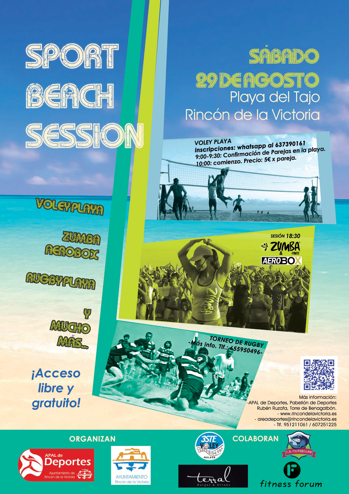 Arrinconados Sport Beach Session