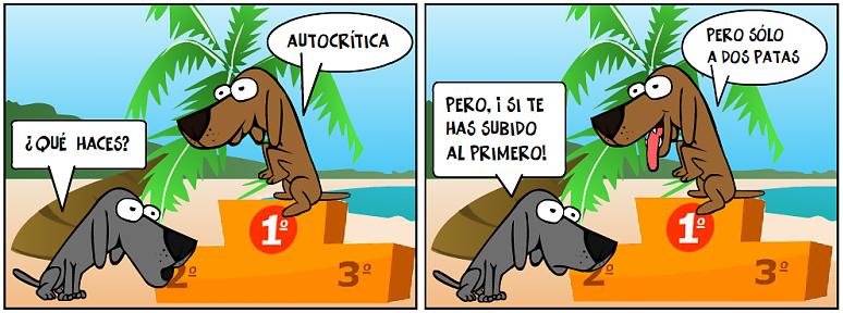 Arrinconados Autocritica