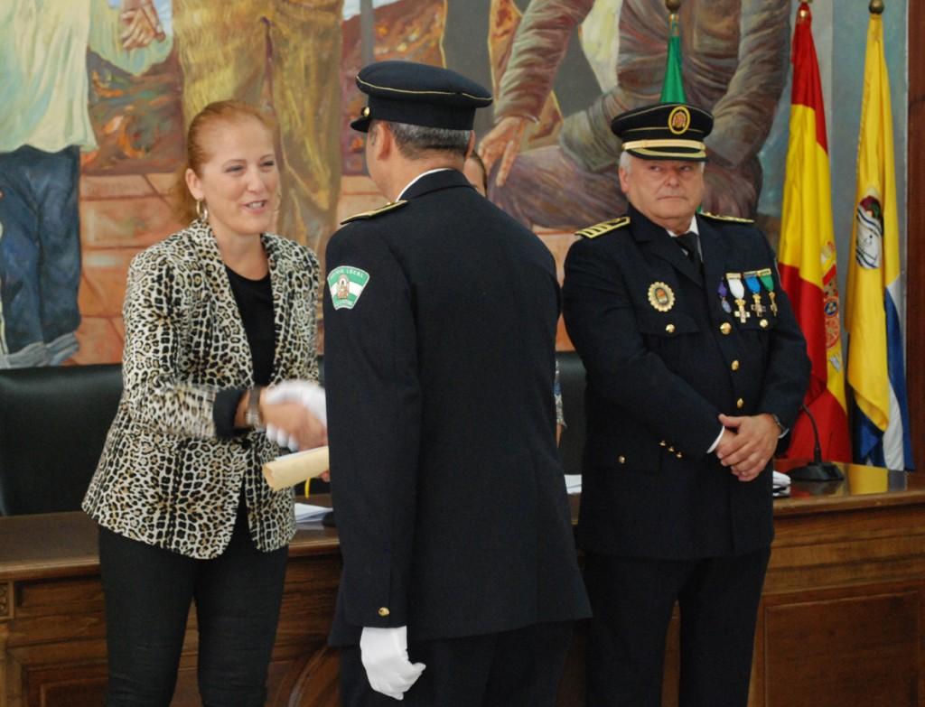 Arrinconados Policia Jimenez