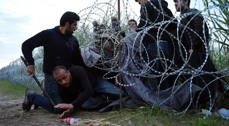 Arrinconados Refugiados
