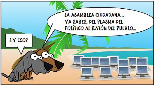 Arrinconados Asamblea Ciudadana