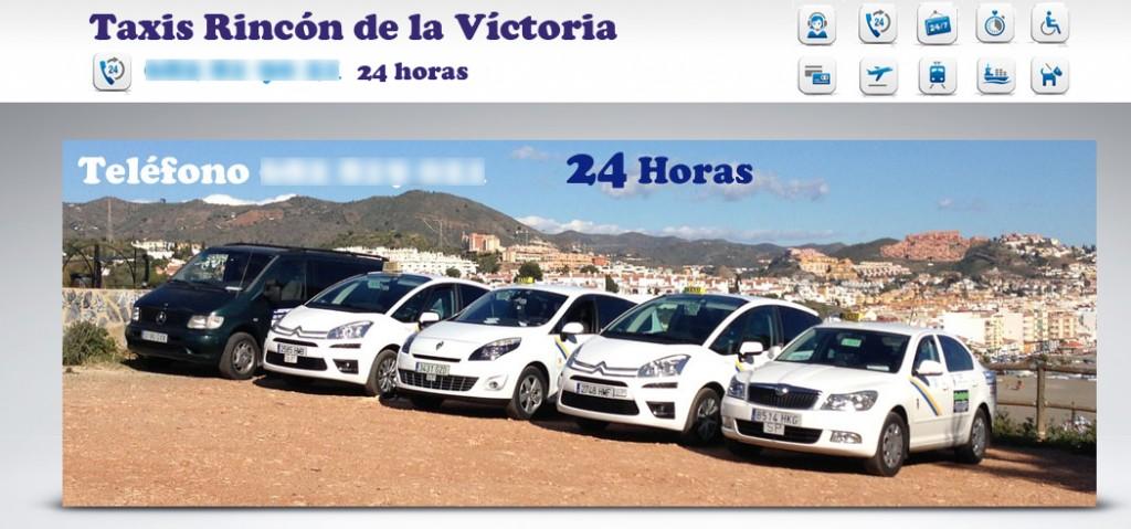 Arrinconados Taxi Web