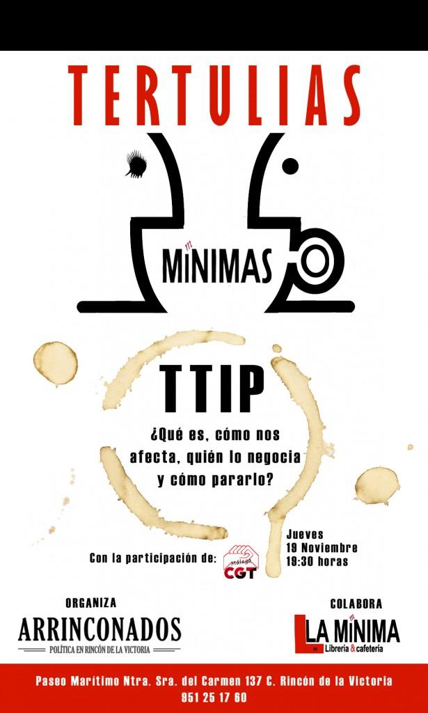 Arrinconados Tertulia Minima 19Nov2015