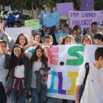 ArrinconadosManifestación 25N