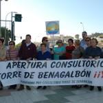 Arrinconados Centro de Salud Torre de Benagalbón