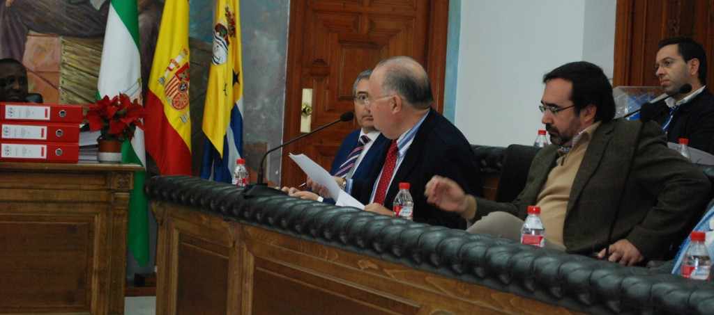 Arrinconados Pleno Presupuestos 2016