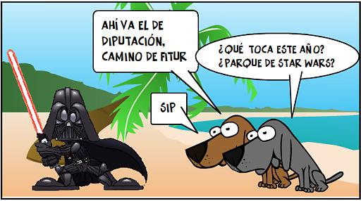 Arrinconados FITUR