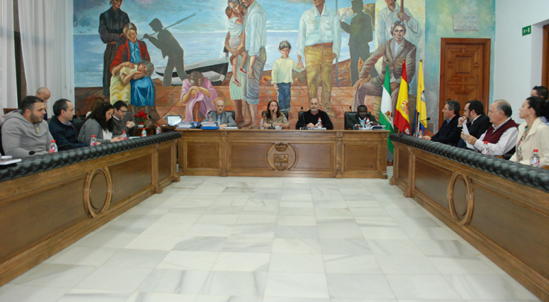 Arrinconados Pleno