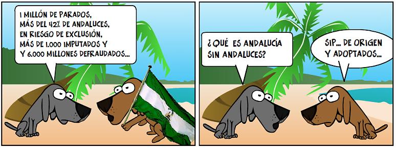 Arrinconados Dia Andalucia