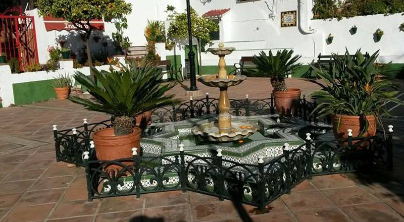 Arrinconados Plaza de las Flores