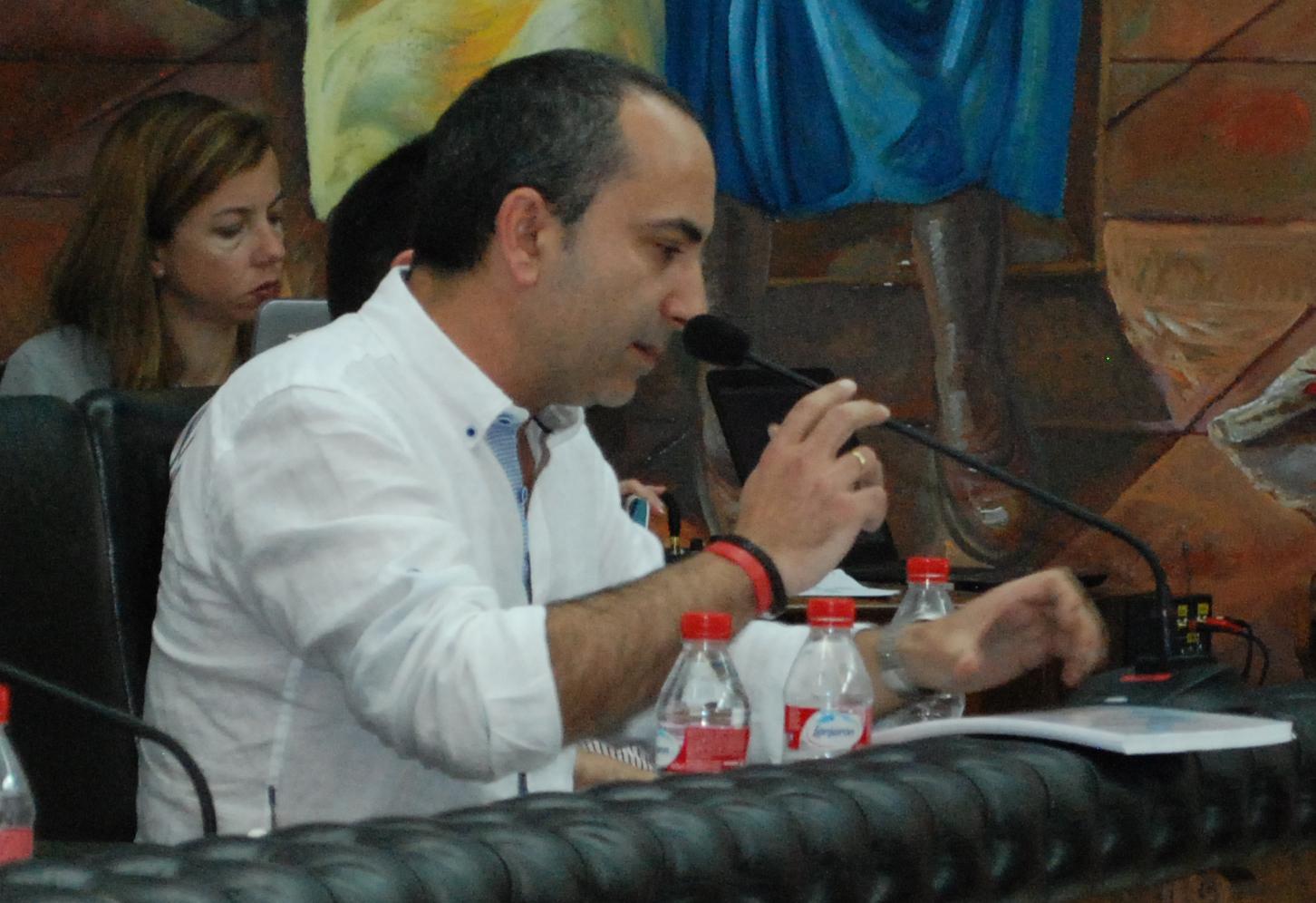 Arrinconados Javier Lopez Pleno