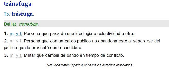 Arrinconados_transfuga