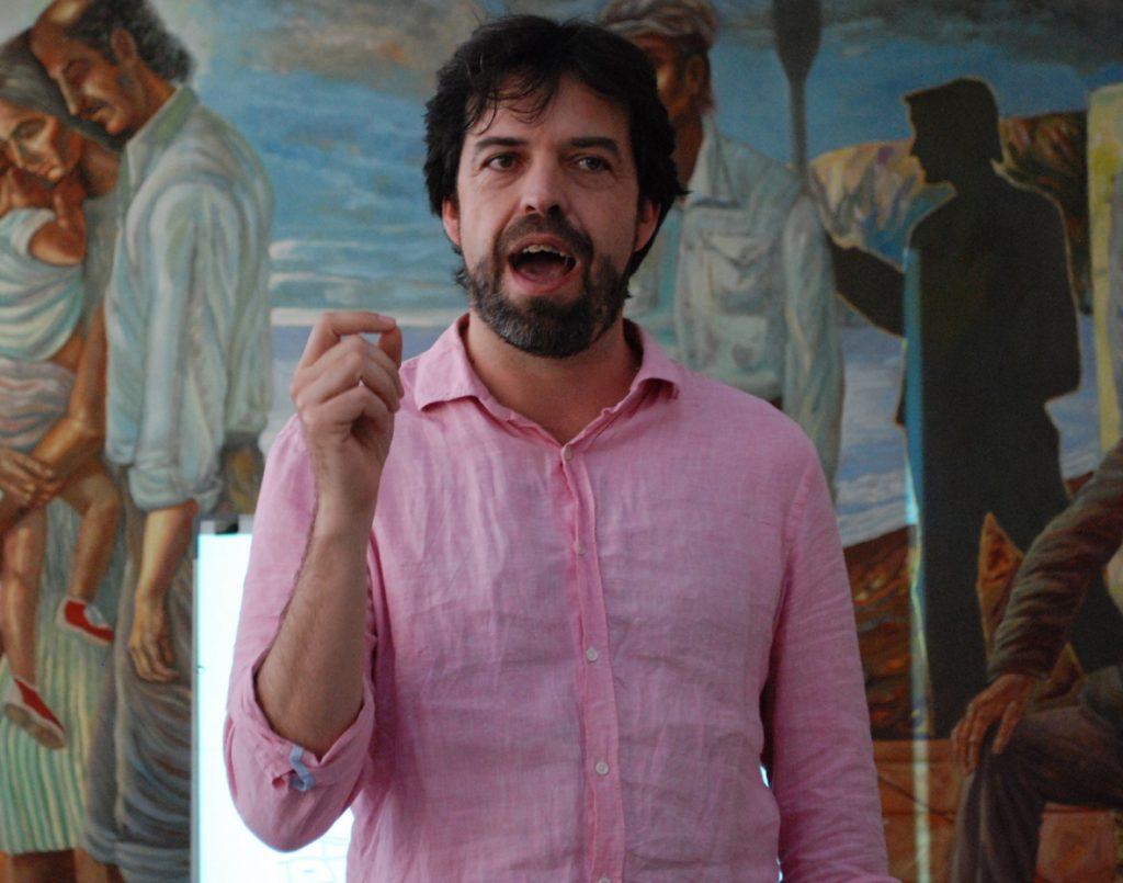 Arrinconados Ernesto Ganuza