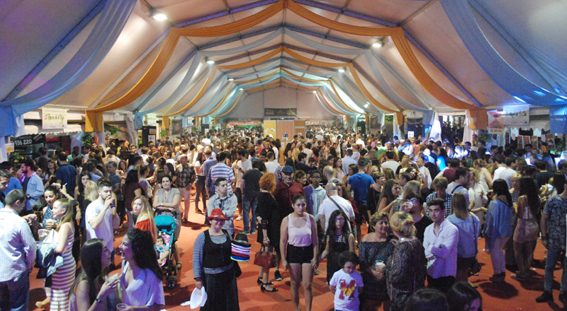 Arrinconados Feria Tapa 2016