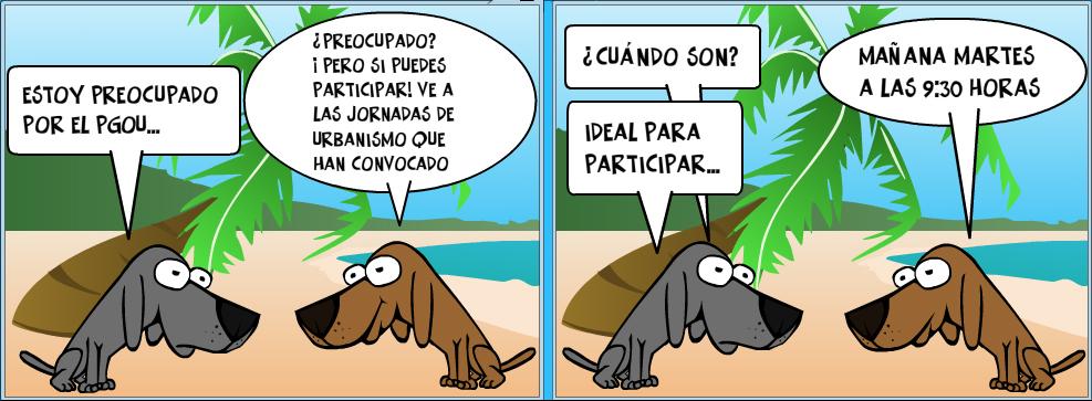 Arrinconados PGOU