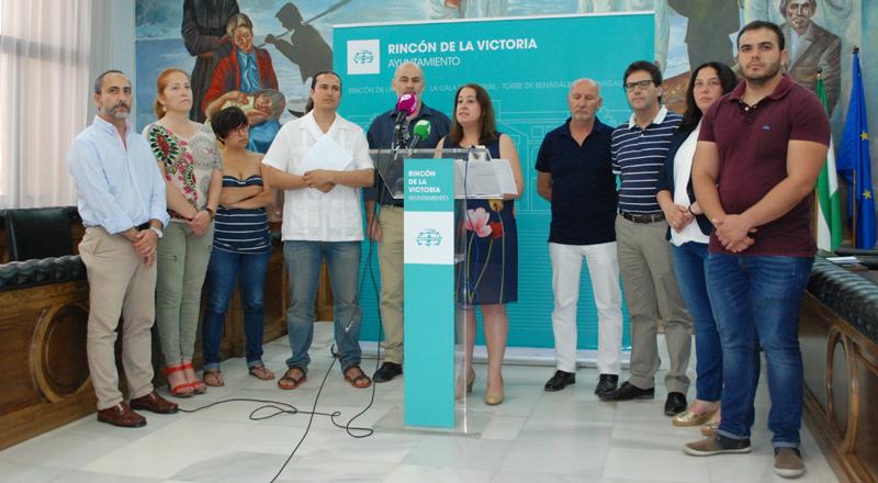 Arrinconados Rueda Prensa Primer Año