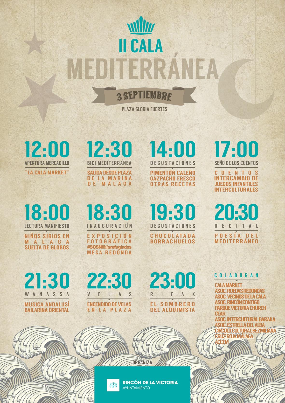 Arrinconados Cala Mediterránea