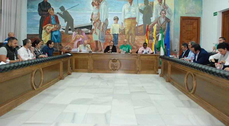 Arrinconados Pleno Octubre 2016