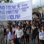 Arrinconados Manifestación 25N
