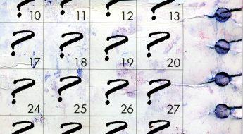 Arrinconados Calendario