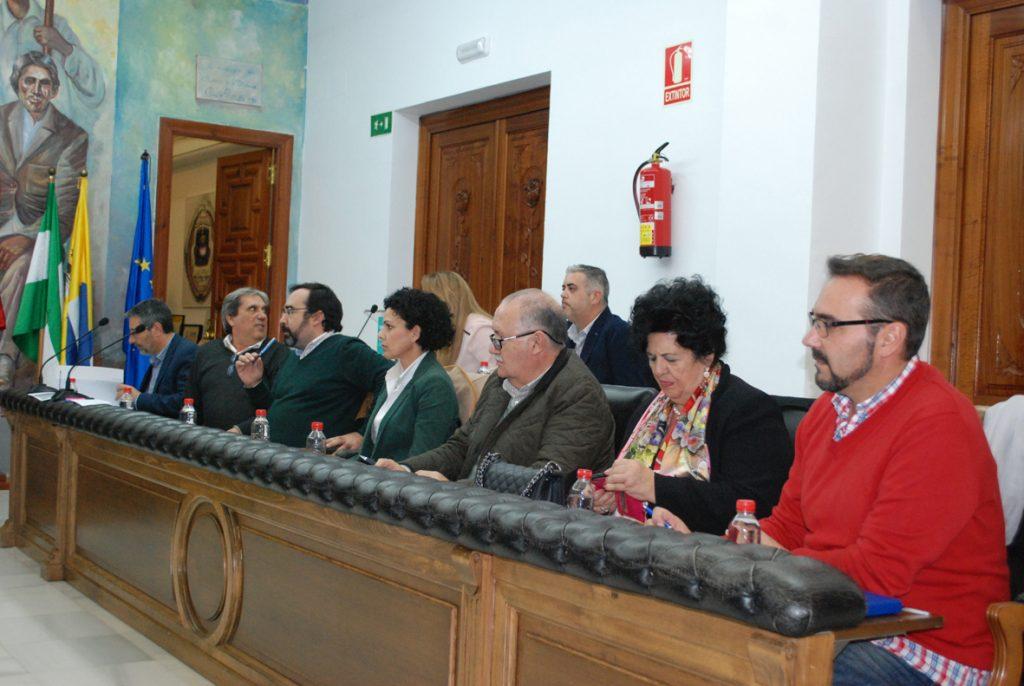 Arrinconados PP en Pleno