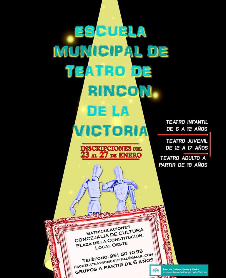 Arrinconados Escuela Municipal Teatro
