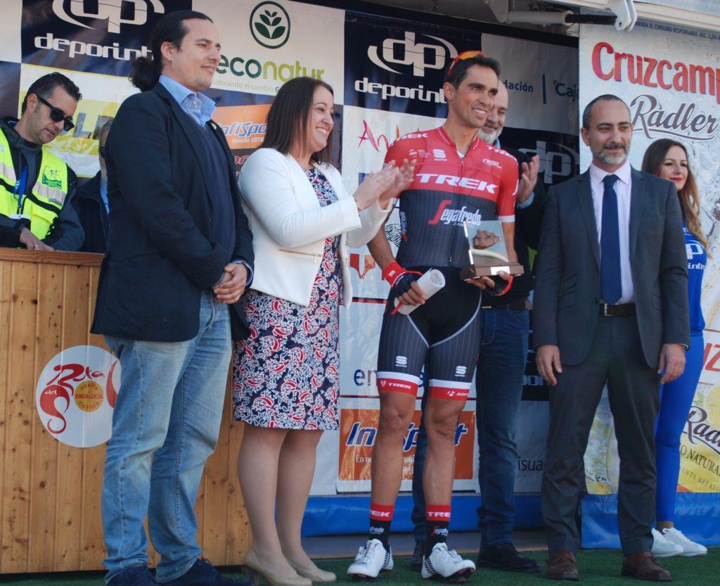 Arrinconados Vuelta Ciclista a Andalucía