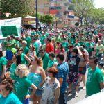 Arrinconados Manifestacion por Cuarto Instituto