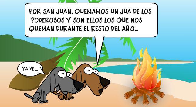 Arrinconados San Juan