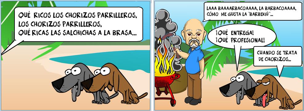 Arrinconados Barbacoa